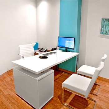 Lime Periodontics - Consultation Room